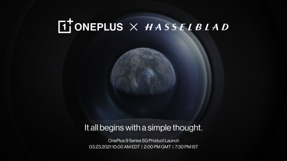 OnePlus: ξεκίνημα της συνεργασίας με Hasselblad στις 23 Μαρτίου
