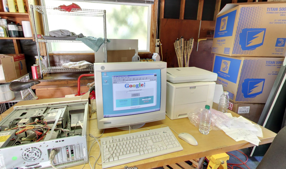 H Google έγινε 20 χρονών