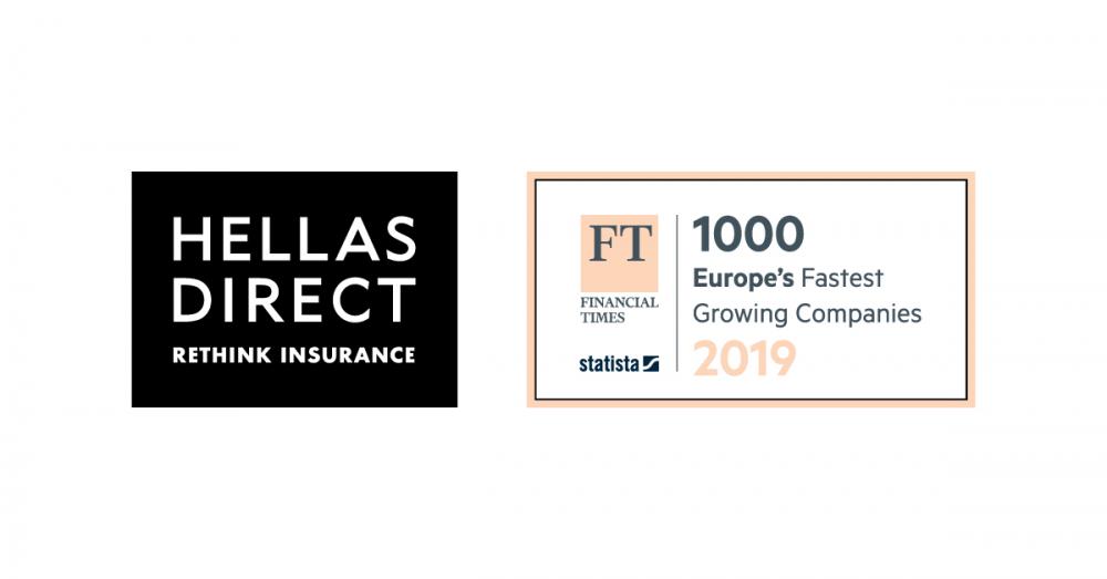Η Hellas Direct στη λίστα των ταχύτερα αναπτυσσόμενων εταιρειών των Financial Times