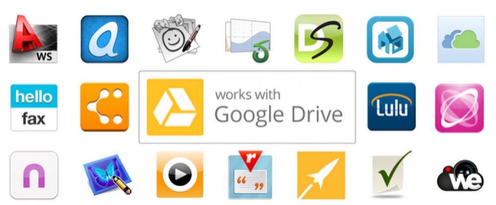 Google Drive - παλιές σημειώσεις και μικροί φόβοι