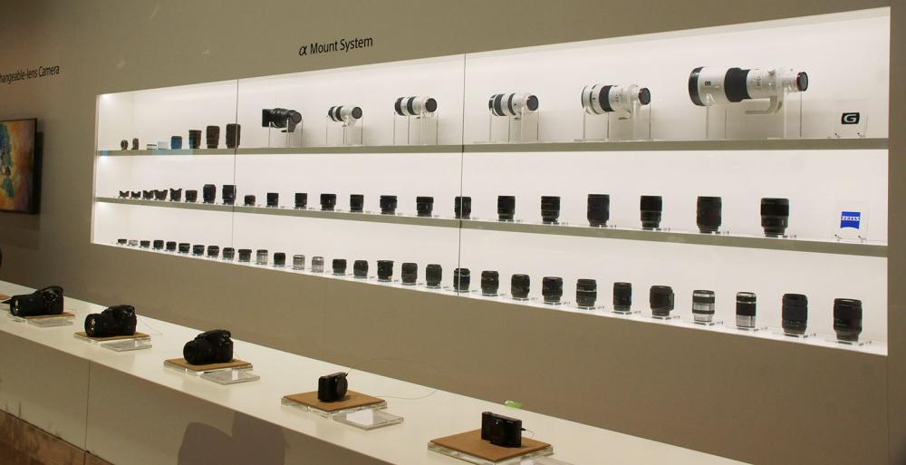 Sony: ο game changer στις φωτογραφικές μηχανές