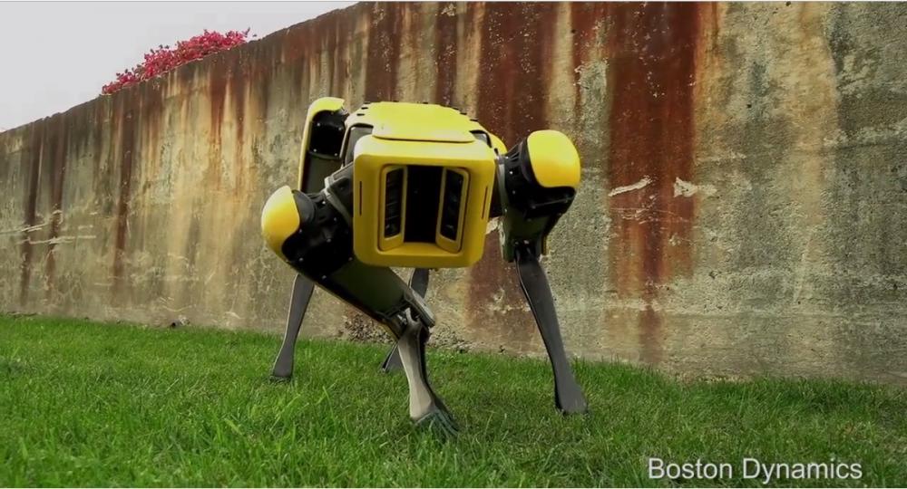 Βίντεο με robot της Boston Dynamics δημιουργεί ερωτηματικά