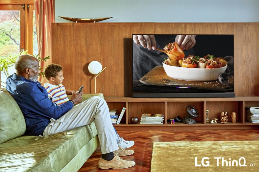 Ξεκινάει η κυκλοφορία των OLED και NanoCell τηλεοράσεων της LG