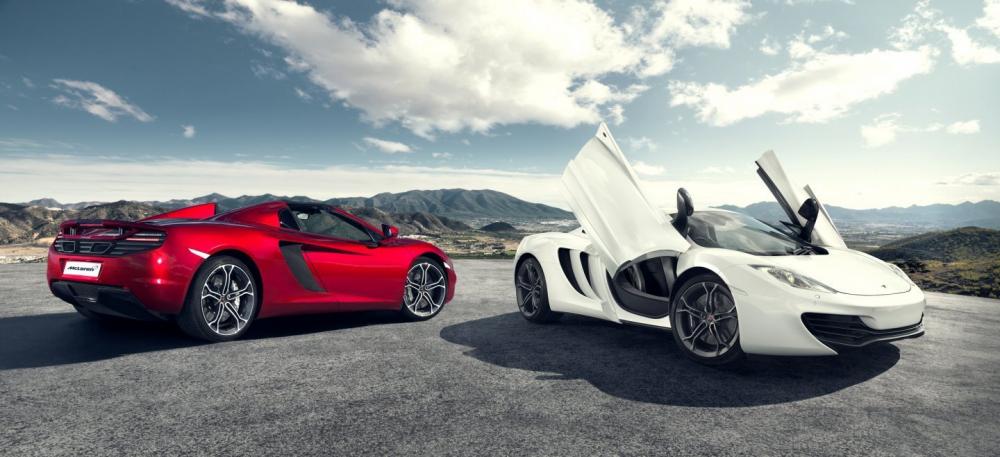 Τη McLaren θέλει να αγοράσει η Apple