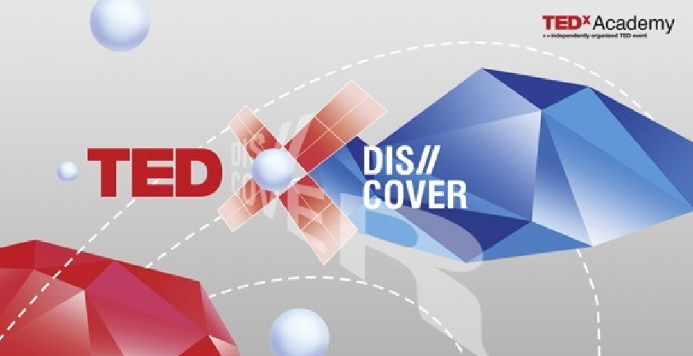TEDx Academy 2013 στις 28 Σεπτεμβρίου