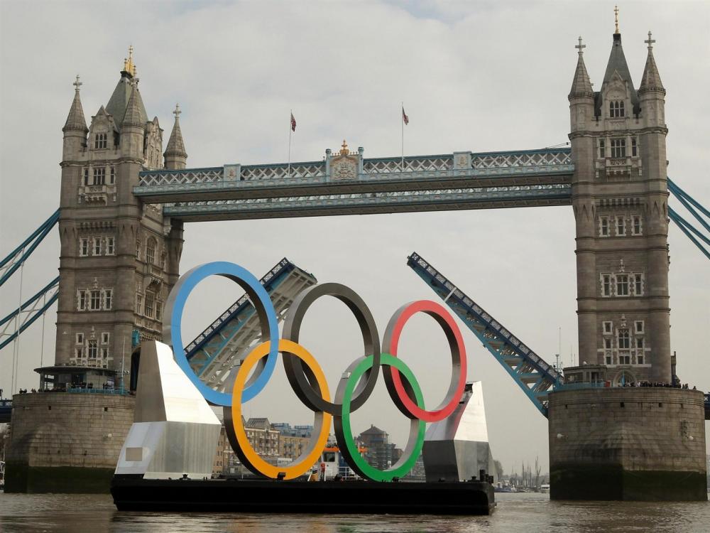 Παρακολουθώντας τους Ολυμπιακούς online