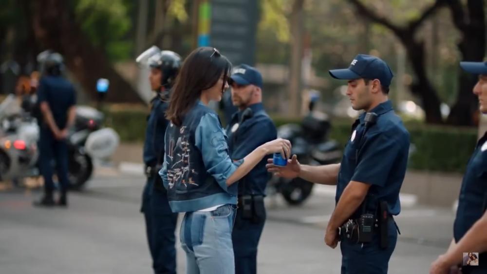 Αντί-διαφημιστική καμπάνια για την Pepsi