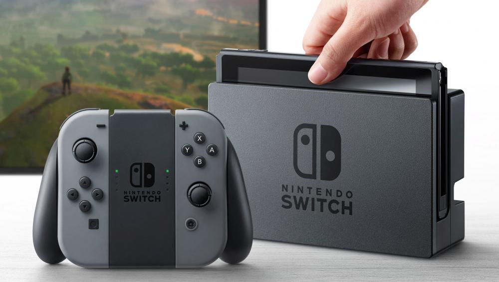 3 Μαρτίου το Nintendo Switch