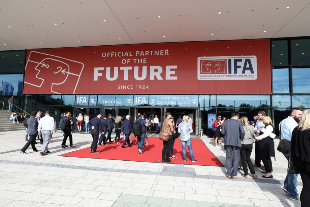 Οι τάσεις που είδαμε στη φετινή IFA 2016