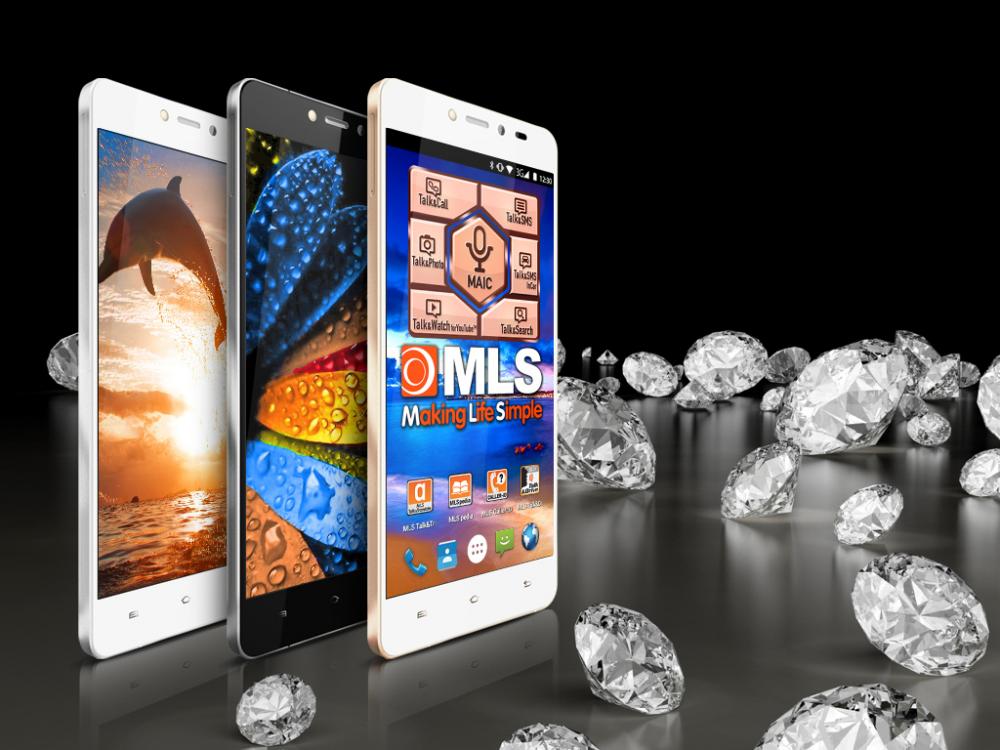 Diamond το νέο smartphone της MLS