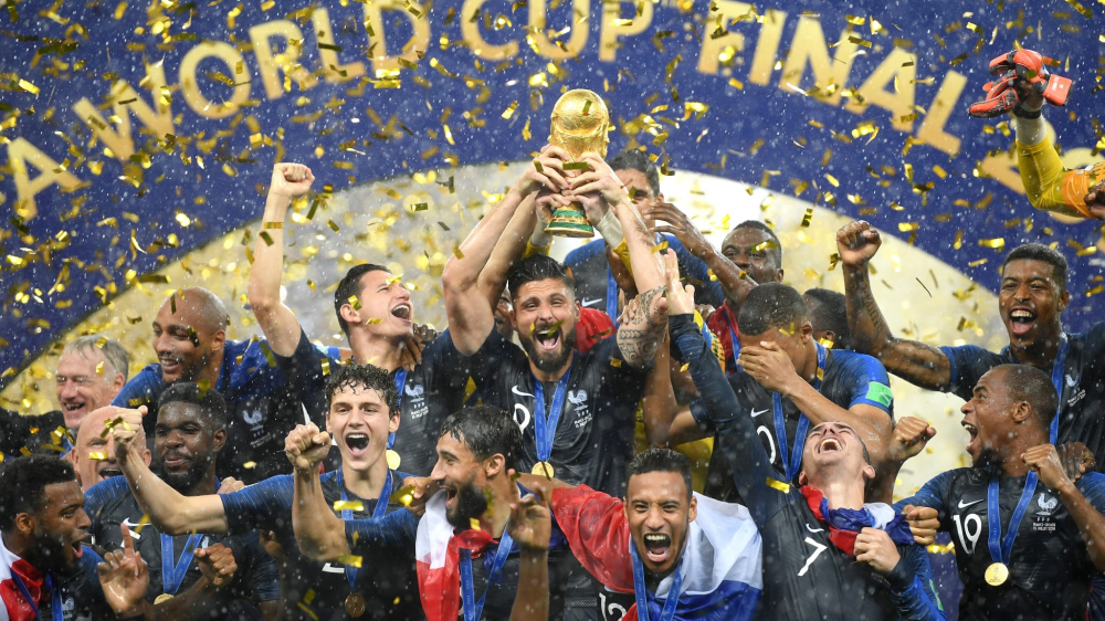 H Γαλλία πρωταθλήτρια και στο ελληνικό twitter