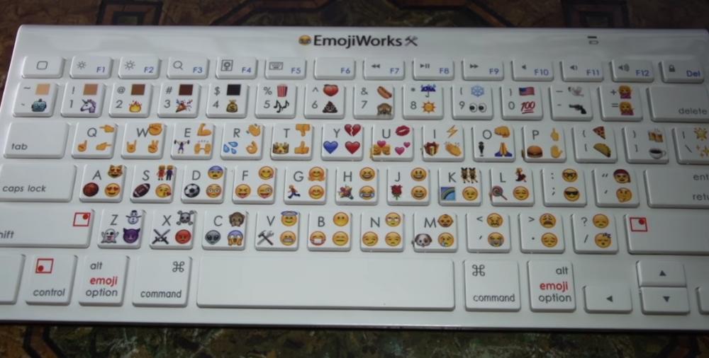 Πληκτρολόγιο Emoji