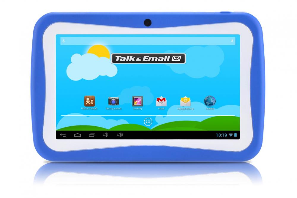 MLS iQTab Kido: tablet για μικρούς και μεγάλους