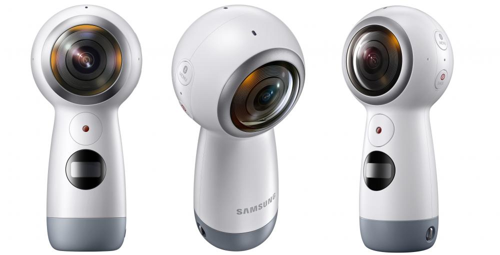 Διαθέσιμη και στην Ελλάδα η νέα 360 κάμερα της Samsung