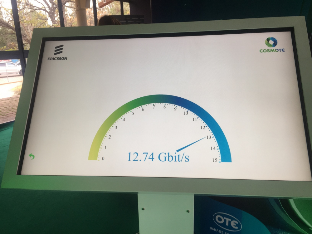 Δοκιμαστικό δίκτυο 5G στο δήμο Ζωγράφου από την Cosmote