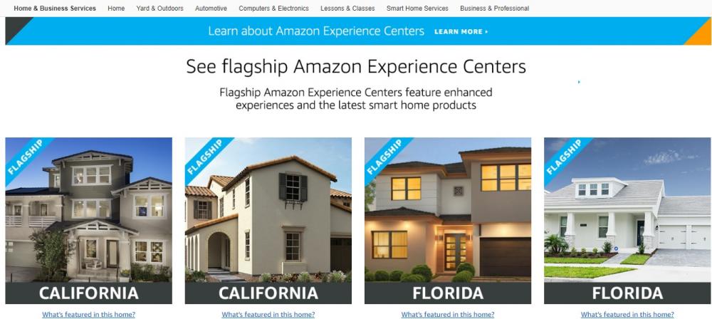 Amazon: έξυπνες οικιακές εμπειρίες σε πραγματικό περιβάλλον
