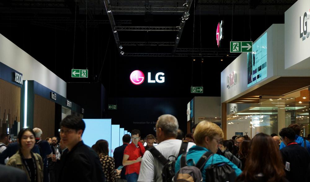 LG: οι λύσεις τεχνητής νοημοσύνης κυριάρχησαν στο περίπτερό της στην IFA