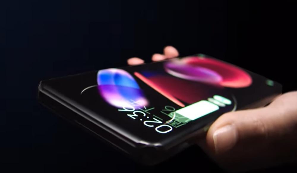 Xiaomi: concept smartphone με περιμετρική οθόνη