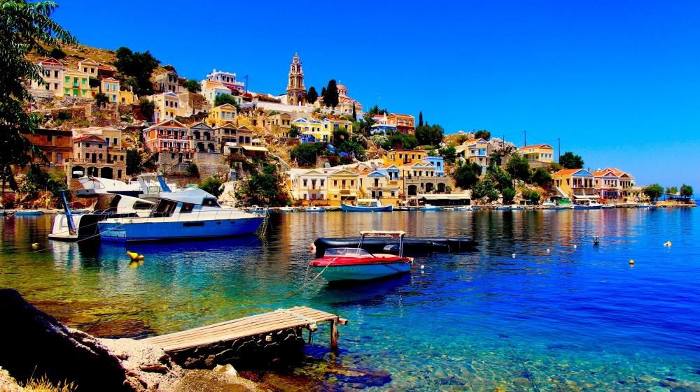 Vodafone: συμμετέχει στη μετατροπή της Χάλκης σε «πράσινο νησί»