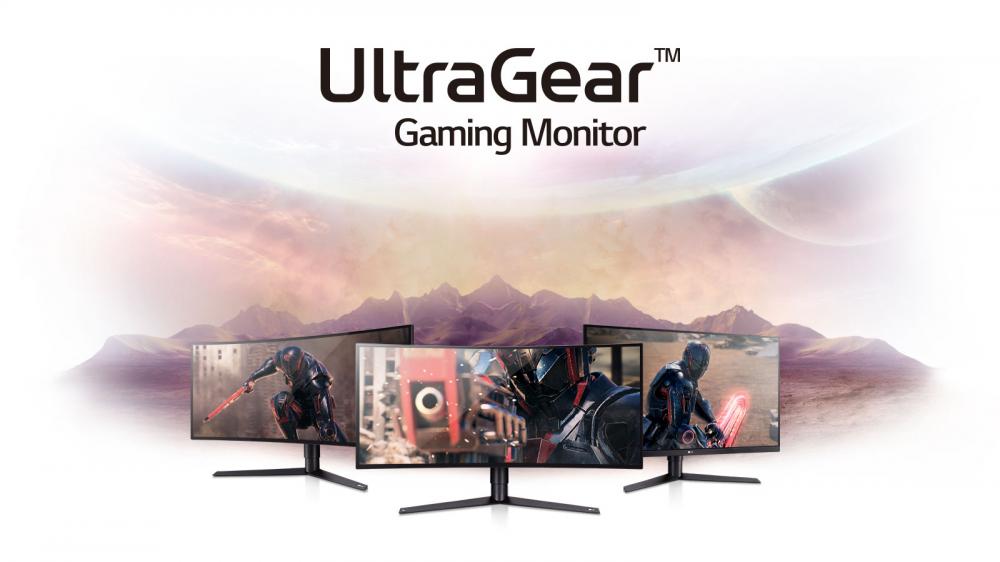 Νέα σειρά gaming monitor UltraGear από την LG