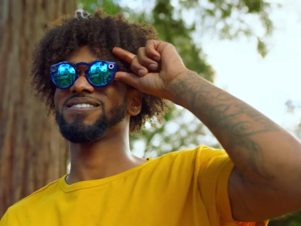Ανανέωση για τα γυαλιά ηλίου του Snapchat