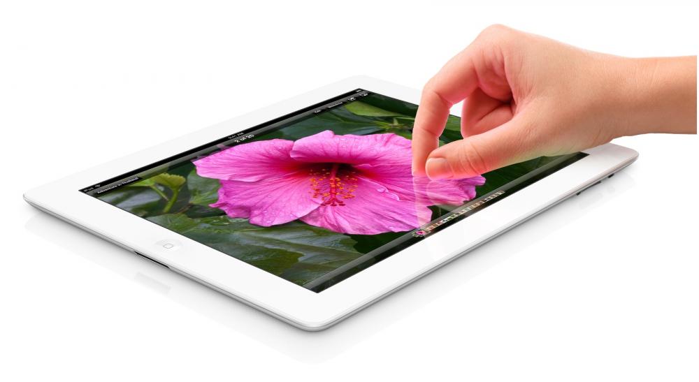 iPad. Meeeehhhh.
