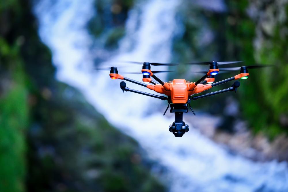 Ξεκινάει η διάθεση των camera drones Yuneec στην ελληνική αγορά
