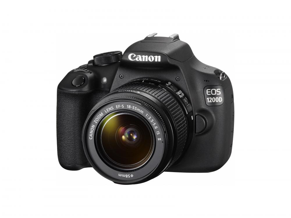 Canon EOS 1200D review
