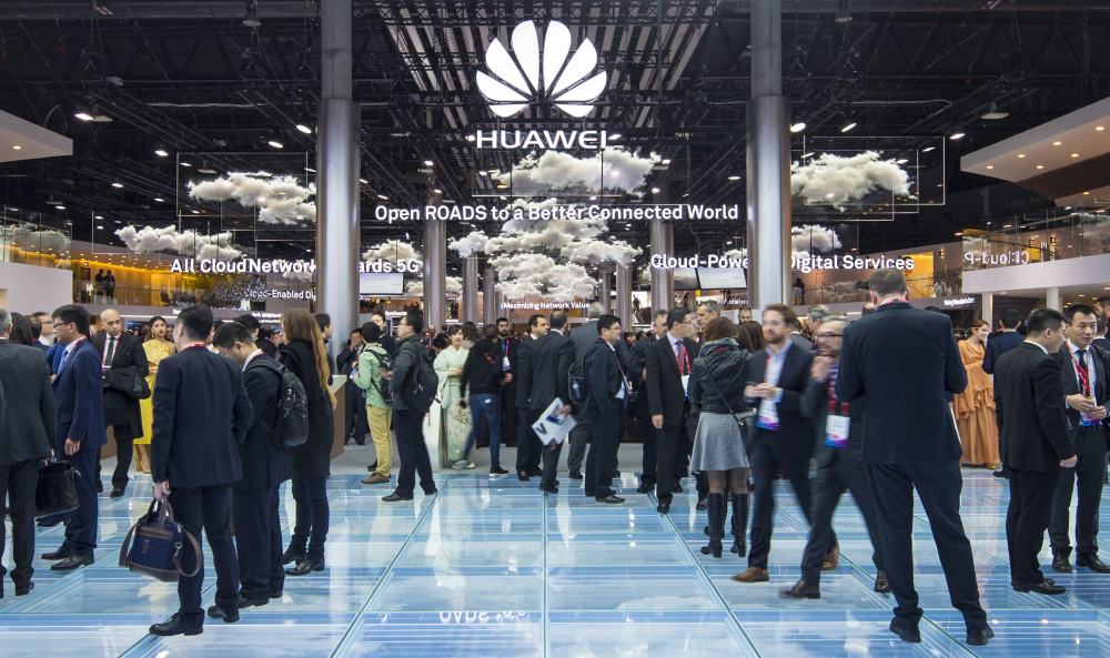 Το αρμονικό βήμα της Huawei