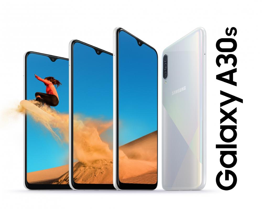 Κυκλοφόρησε το Samsung Galaxy A30s