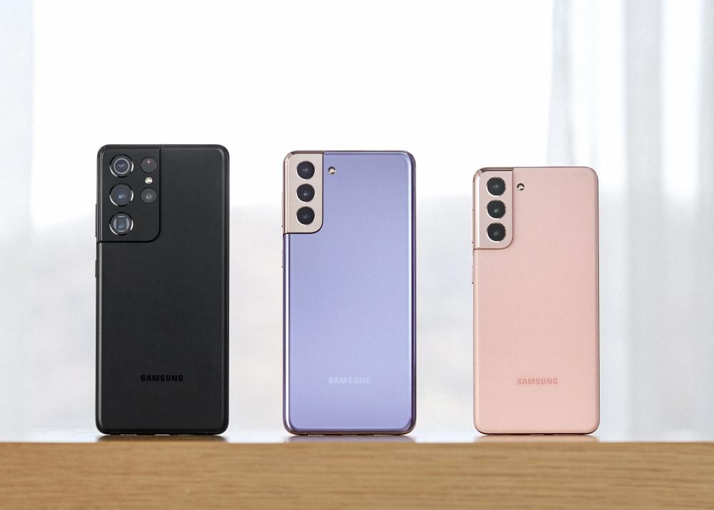 Samsung: εκφραστείτε ελεύθερα με τη σειρά Galaxy S21 5G