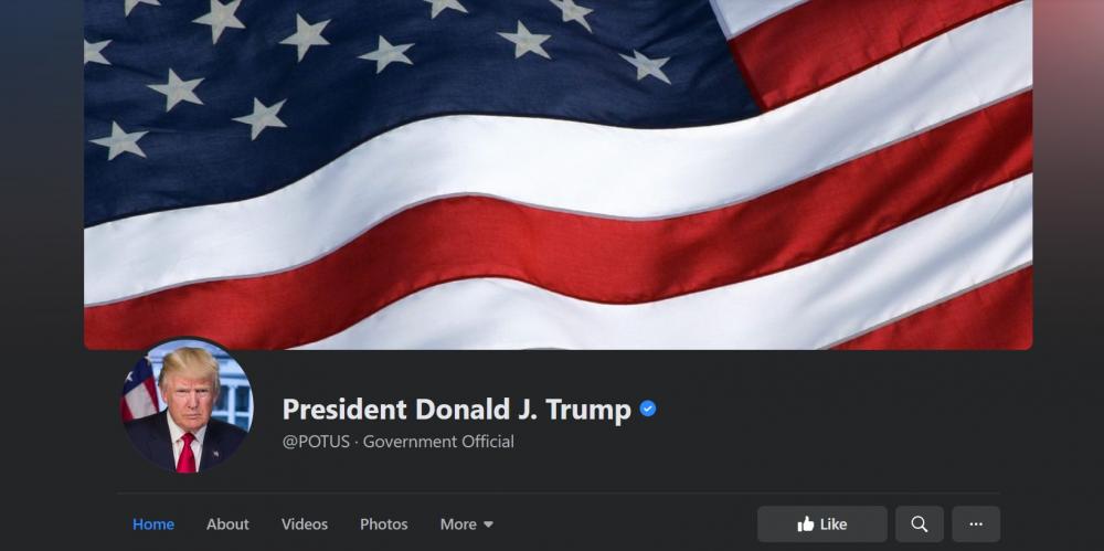 Twitter και Facebook θα μεταβιβάσουν τους λογαριασμούς του Προέδρου των ΗΠΑ στον Μπάιντεν