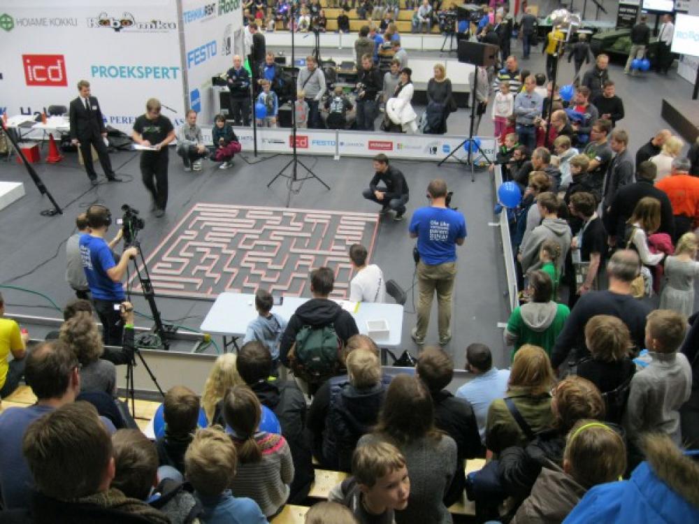 Το μεγαλύτερο φεστιβάλ ρομποτικής έρχεται στην Ελλάδα