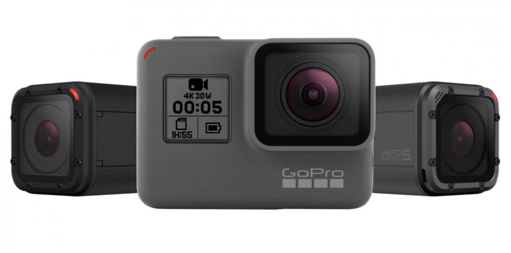 Δύσκολες μέρες για την GoPro