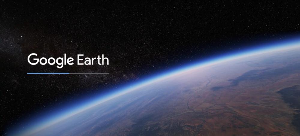Tαξίδι στο χρόνο από το Google Earth