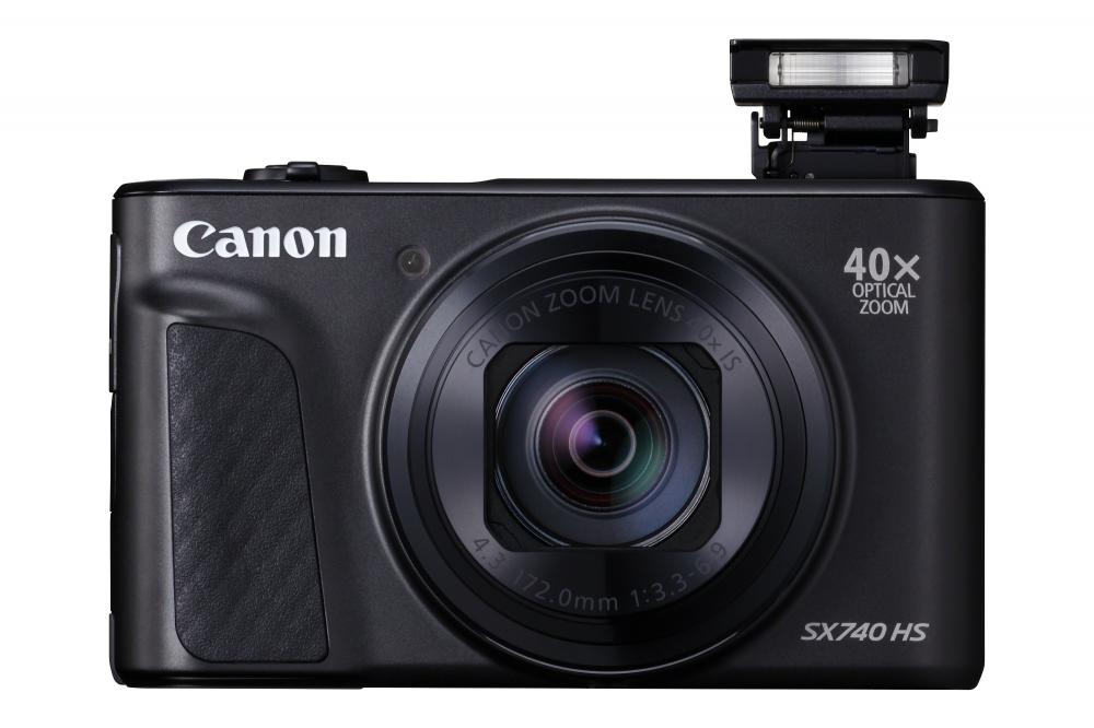 Παρουσιάστηκε η Canon PowerShot SX740 HS