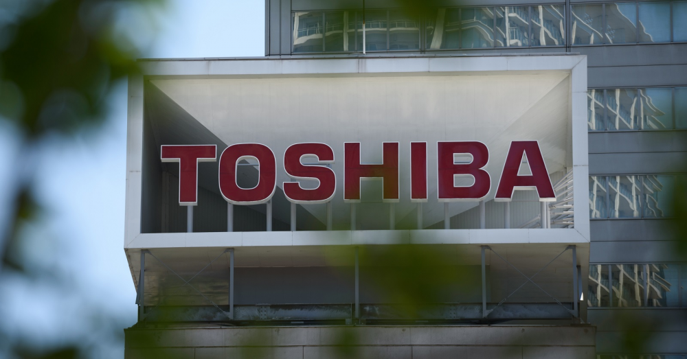 Apple, Dell και Foxconn για τη μονάδα chip της Toshiba