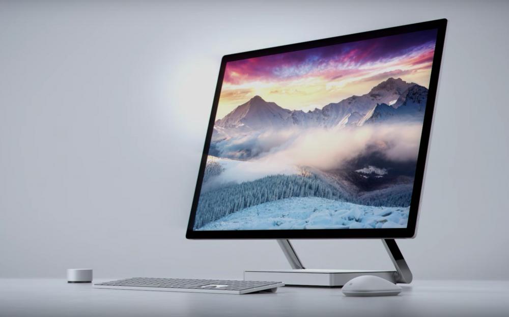 Surface Studio: το πρώτο desktop PC της Microsoft είναι γεγονός
