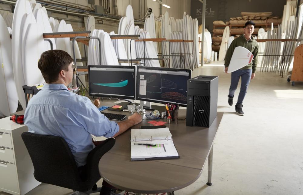 Ανανέωση της σειράς Dell Precision