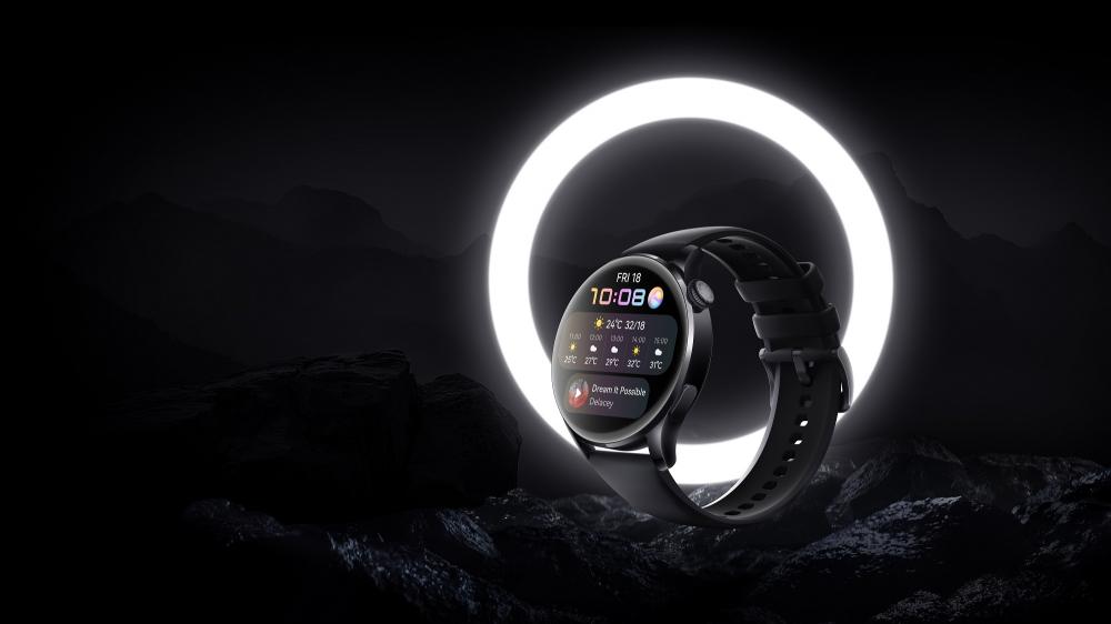 Huawei Watch 3 Series: το smartwatch που ψάχνεις αυτό το καλοκαίρι