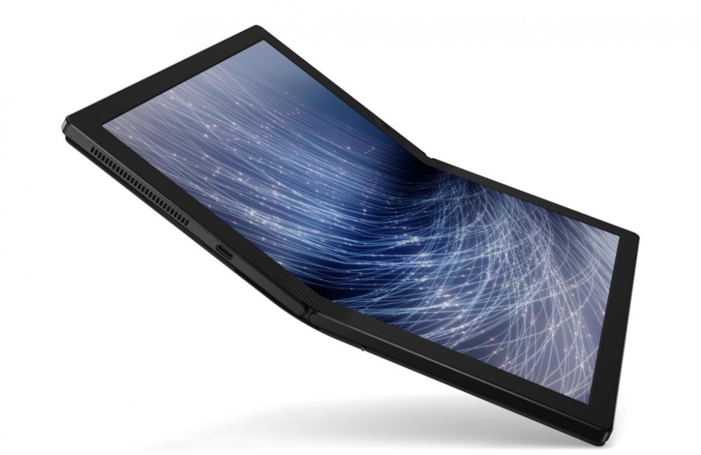 Lenovo: παρουσίασε το ThinkPad X1 Fold, το πρώτο foldable PC