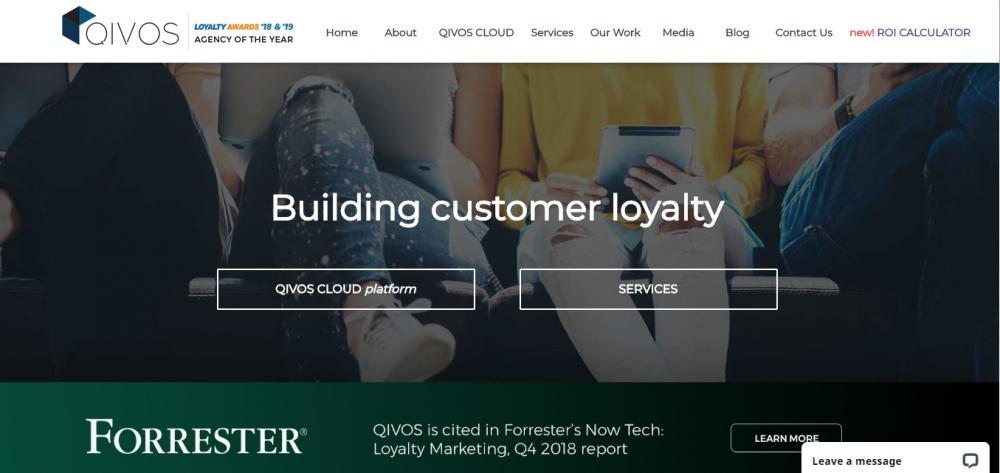 12 νέα loyalty έργα για την Qivos