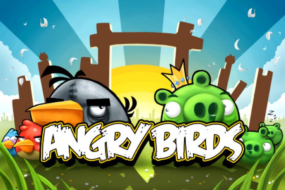 Τα Angry Birds πάνε Starbucks