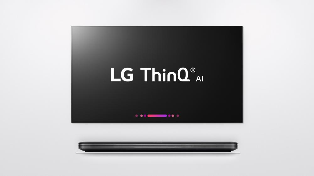 LG: φέρνει την τεχνητή νοημοσύνη στις τηλεοράσεις της