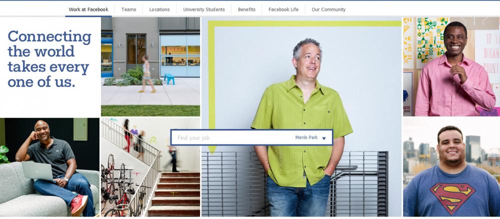 Το Facebook γίνεται και Linkedin