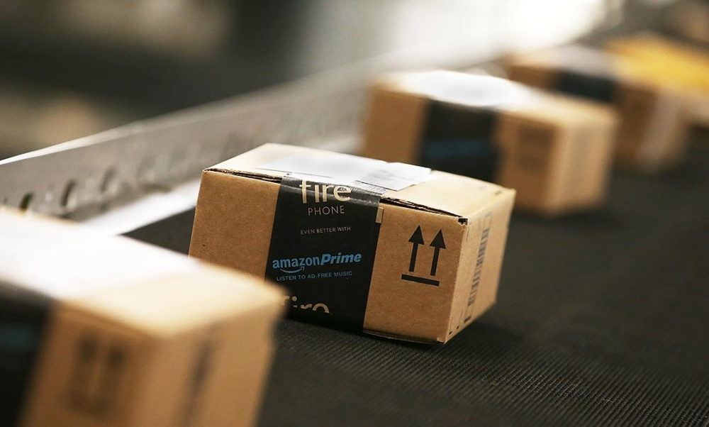 Η Amazon πάτησε άλλη μία κορυφή