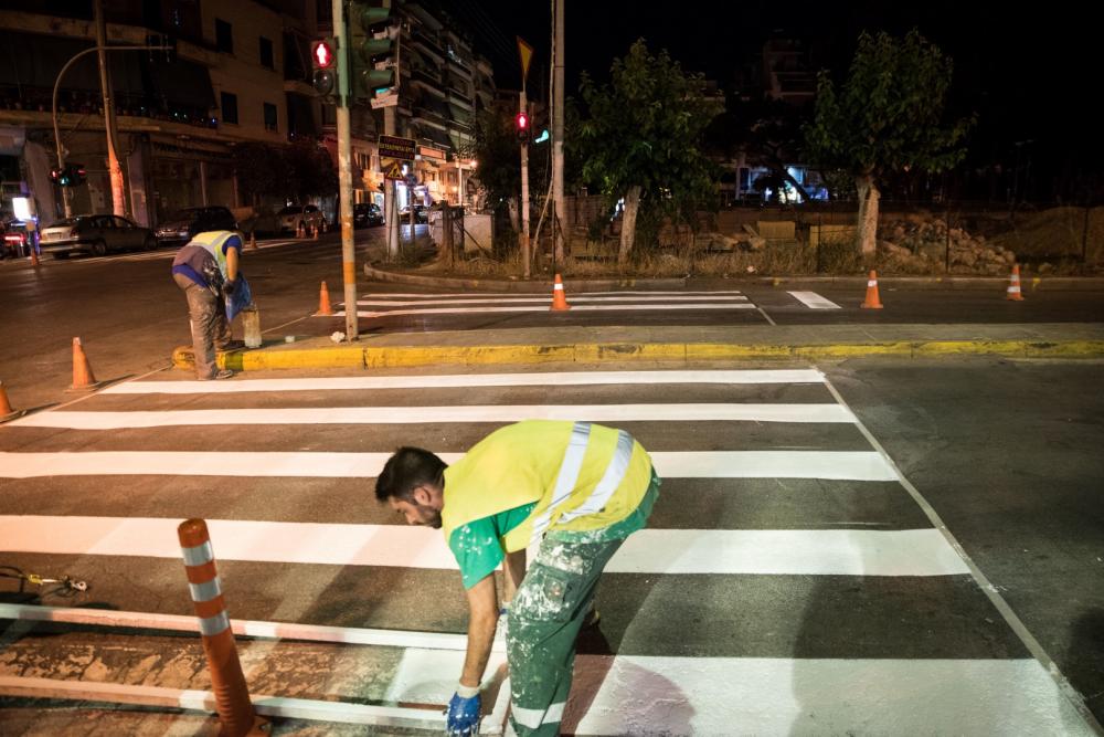 Πρωτοβουλία για καλύτερους δρόμους από την Hellas Direct και την Uber