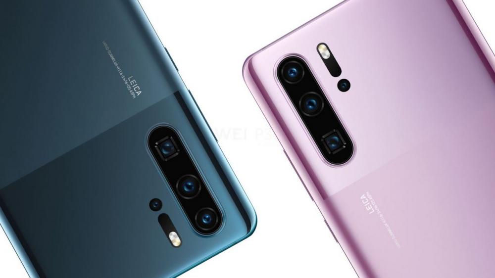 Νέο Huawei P30 Pro με Android 10