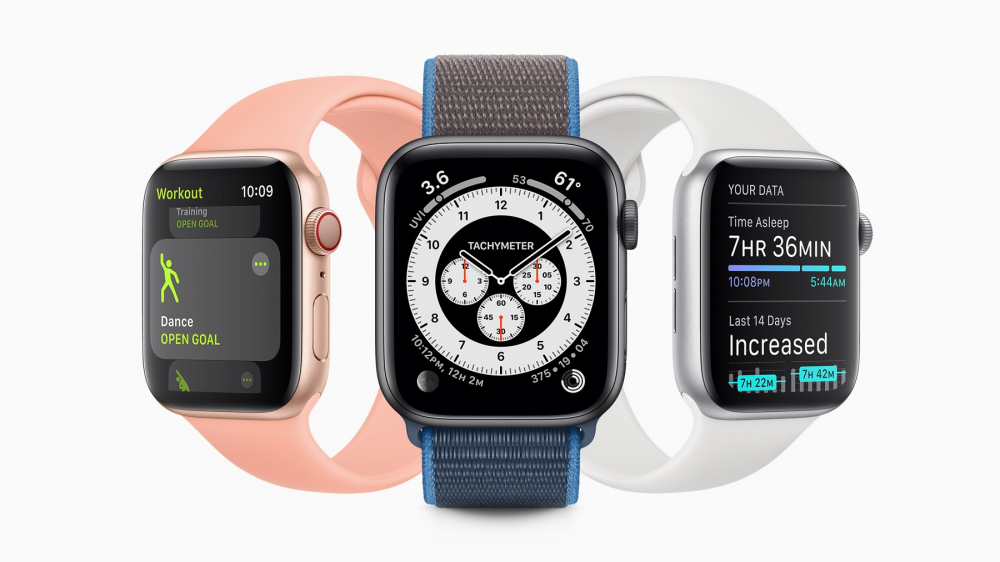 Νέα χαρακτηριστικά φέρνει το καινούριο λειτουργικό του Apple Watch