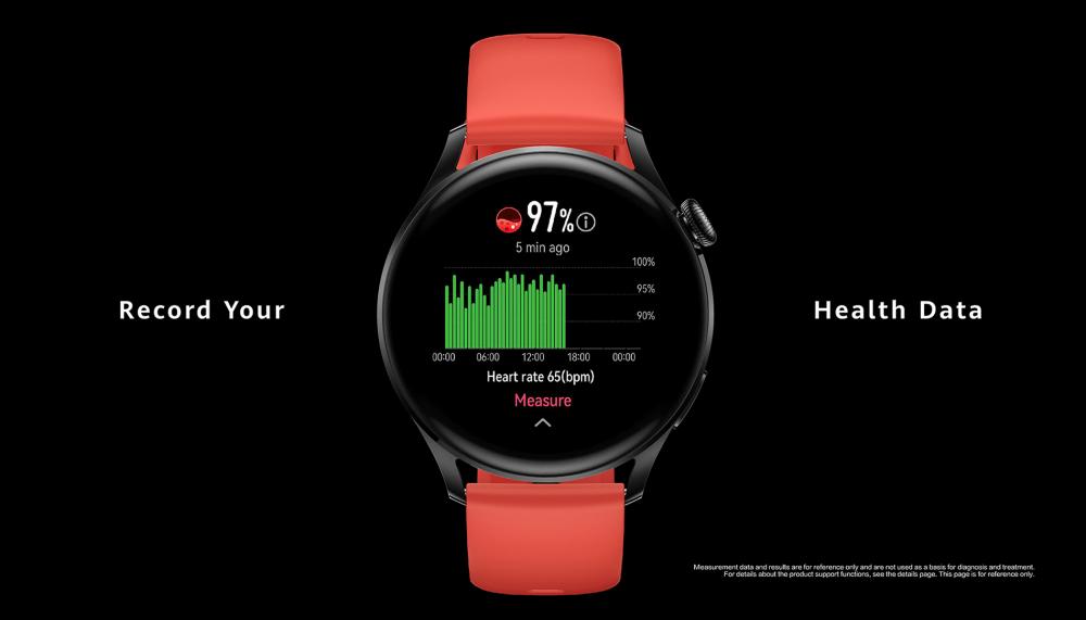 Huawei Watch 3 Series: νέο design και αυτονομία έως 21 ημέρες